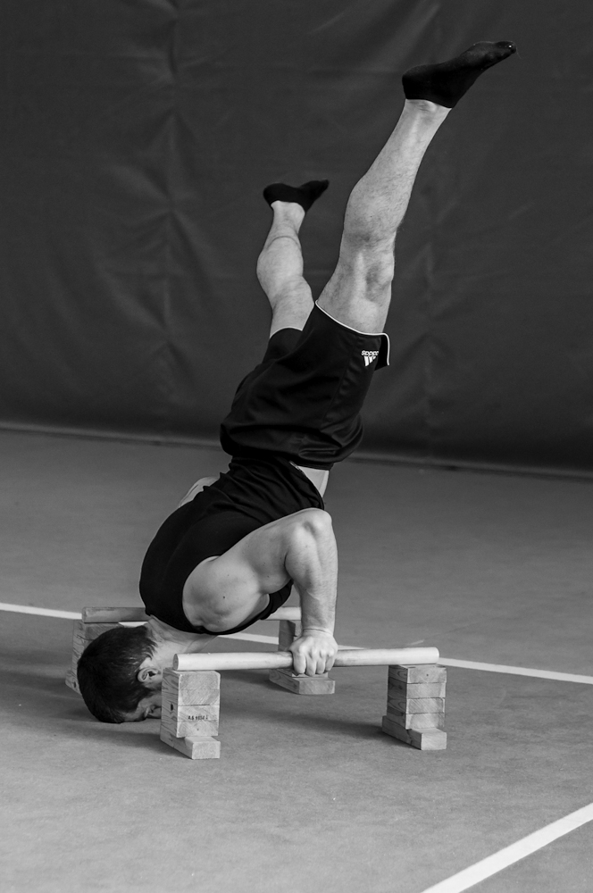Ring Muscle Ups Made Easy